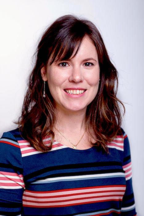 Photo de profil de Marie-Pier Gendron, audioprothésiste et copropriétaire d'Aures Solution Auditive