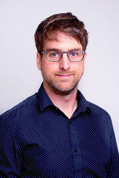 Photo de profil de Stéphane Fortin, audioprothésiste et copropriétaire d'Aures Solution Auditive