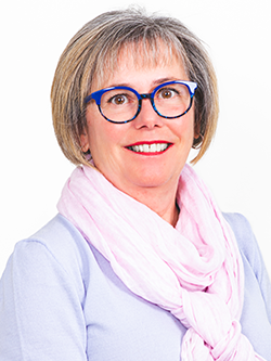 Catherine Coulombe, réceptionniste chez Aures Solution Auditive à Baie Saint-Paul