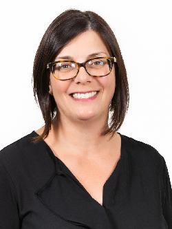 Françoise Drézen, réceptionniste chez Aures Solution Auditive à Québec